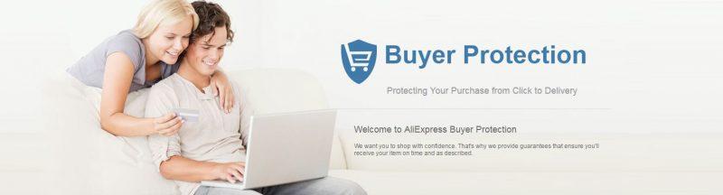 kundenschutz bei aliexpress