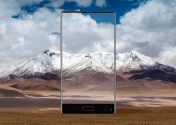 Ulefone Mix Smartphone Bezelless