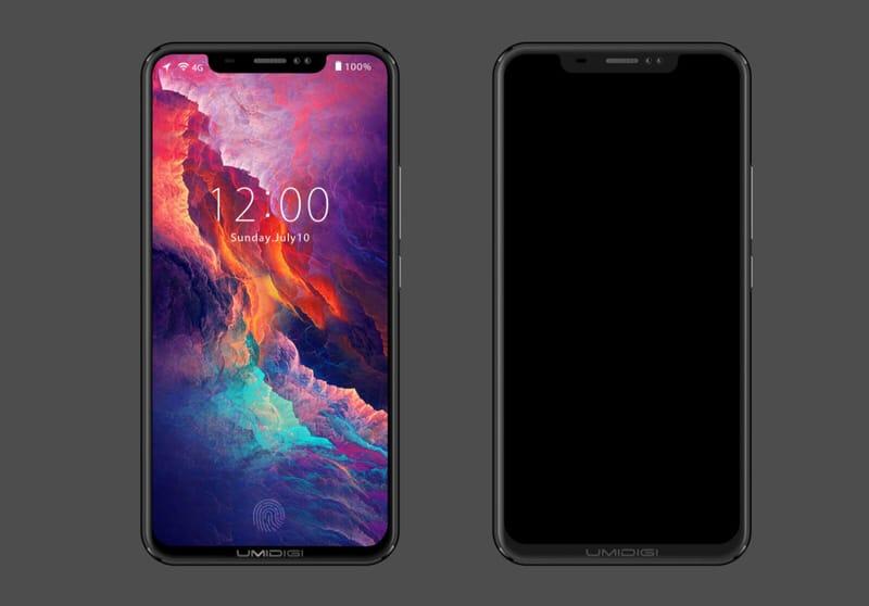 umidigi z2 iphone x klon