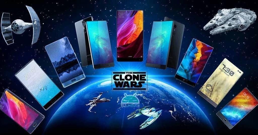 china smartphones klone