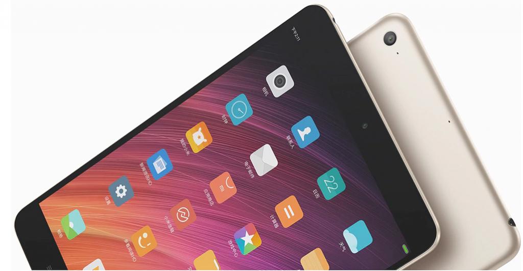 Xiaomi Mi Pad 3 namen untersagt in europa