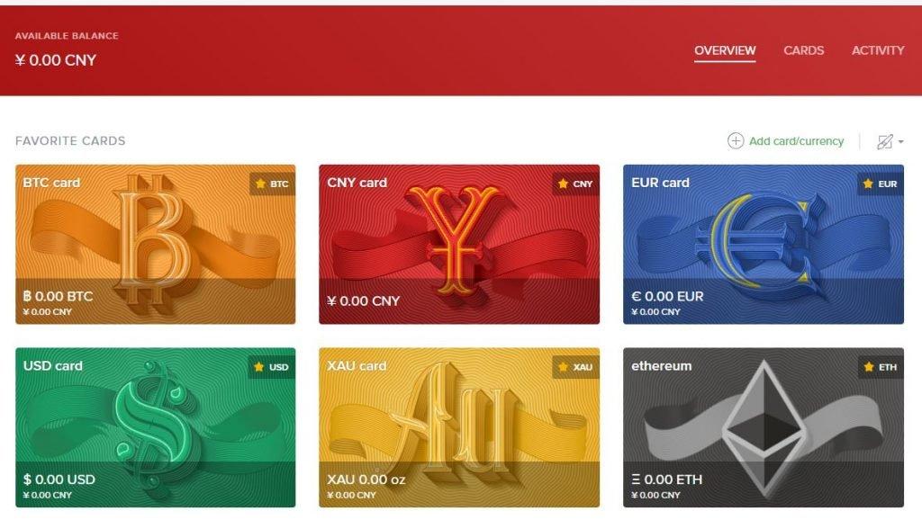 uphold.com cryptocurrencies uebersicht