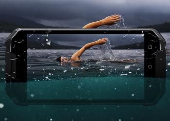Unterwasser Smartphone Kamera