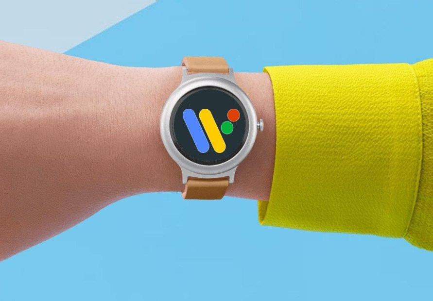 Wear OS Smart Uhr