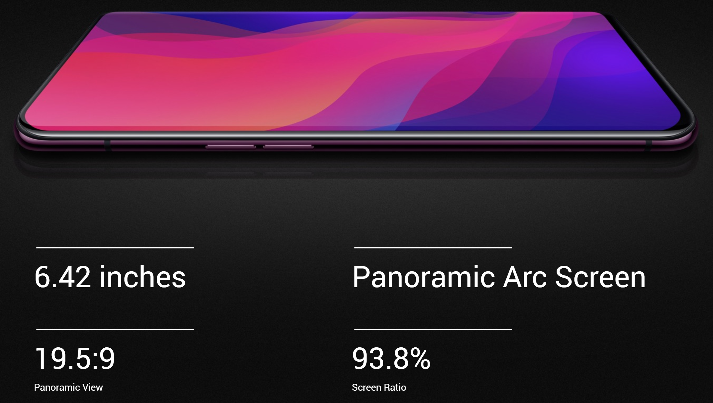 Display Oppo Find X china