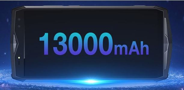 13000 mAh Akku China Smartphone