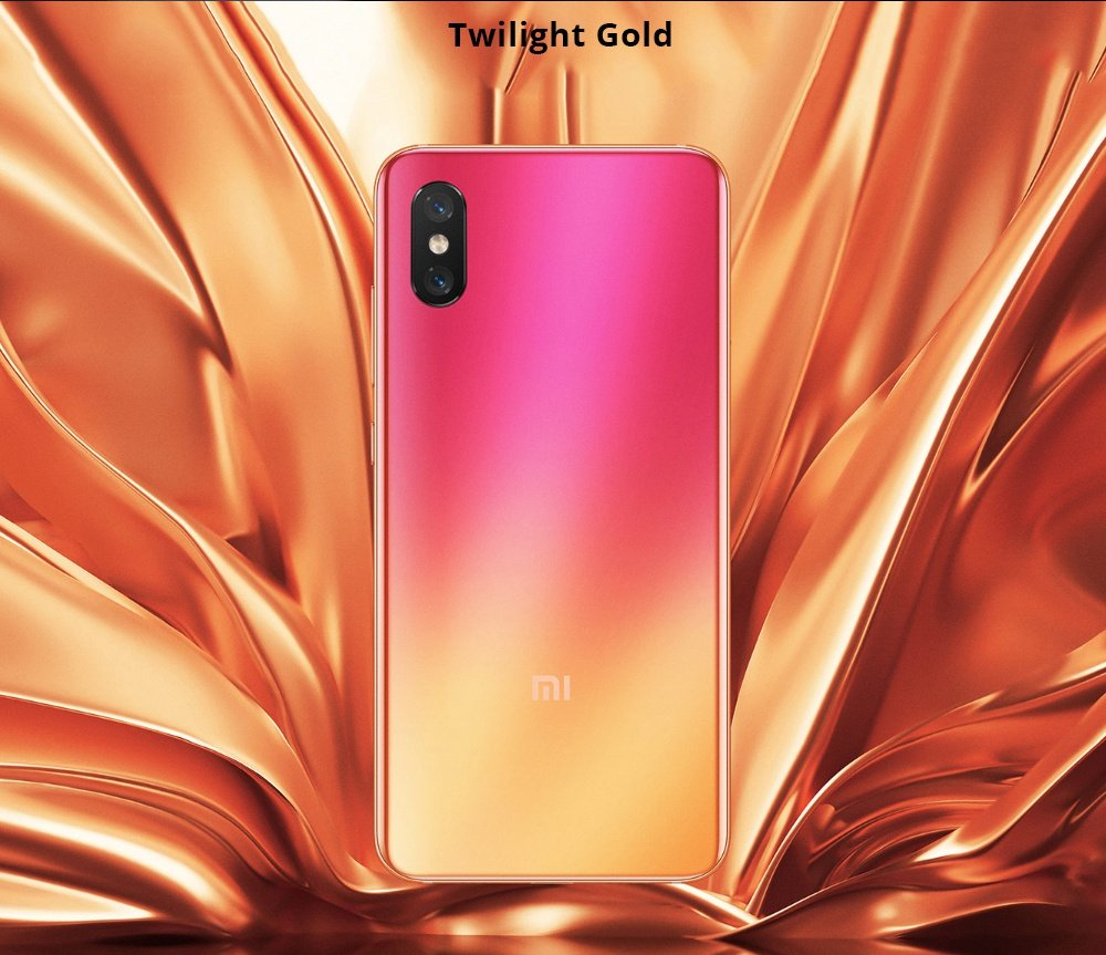 China Handy Colorful Twilight Gold
