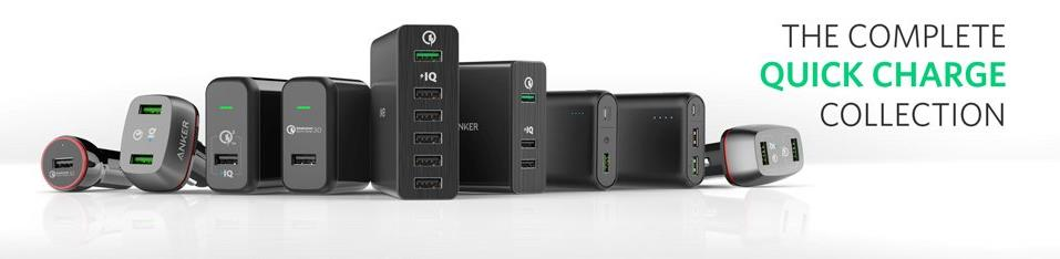 anker quick charge produkte