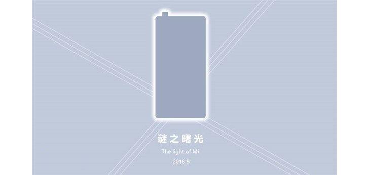 Xiaomi Mi Mix 3 Pop Up Camera Launch