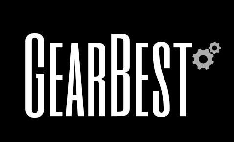 gearbest logo mit hintergrund schwarz