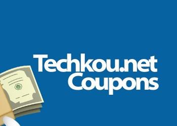 techkou coupon platform