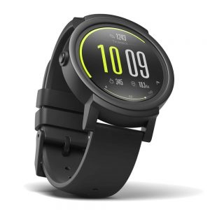 ticwatch e shadow smartwatch