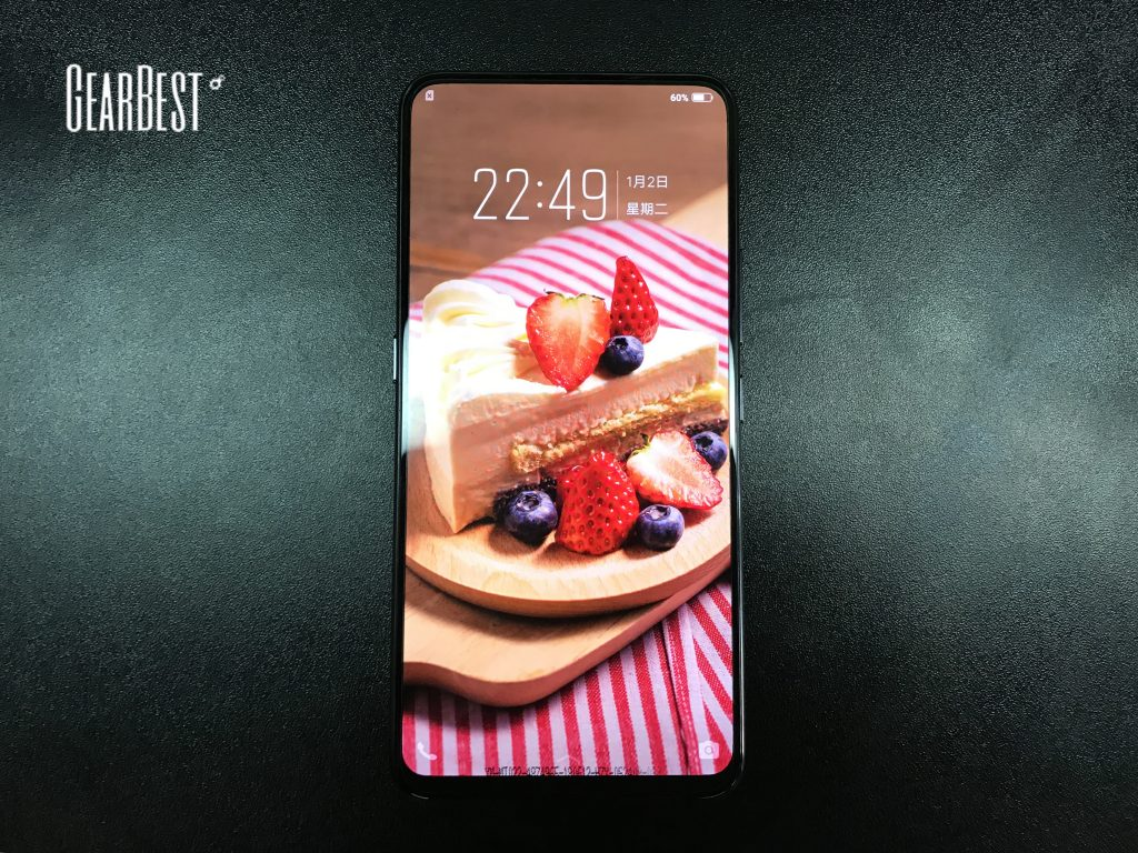 vivo nex das erste randlose smartphone display