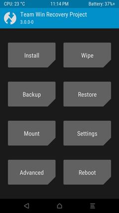 Xiaomi recovery