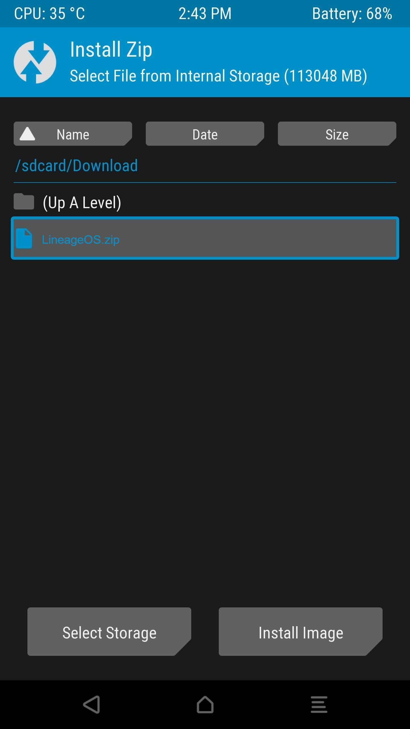 Xiaomi Download Rom Custom