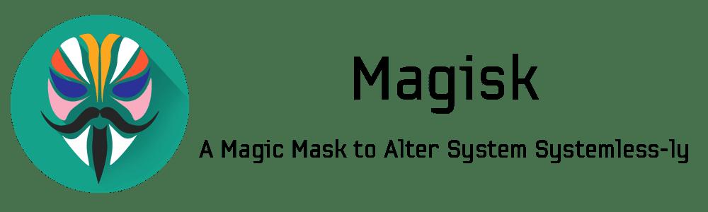 Magisk Manager Logo
