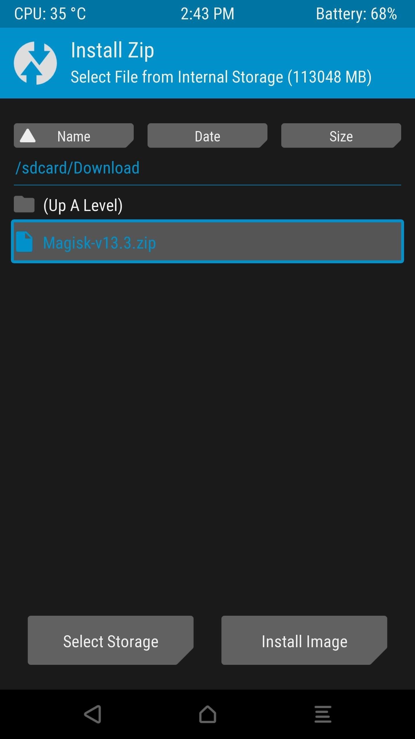 Smartphone Xiaomi root