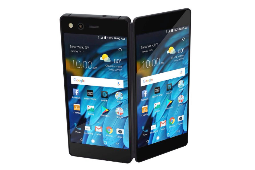 Flatbares Smartphone