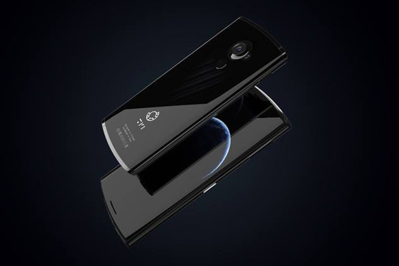 4. Turing Phone Render Fake