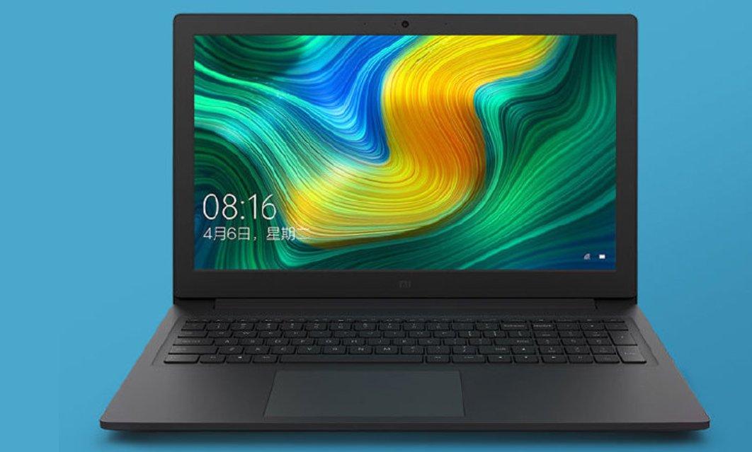 xiaomi multimedia laptop frontseite