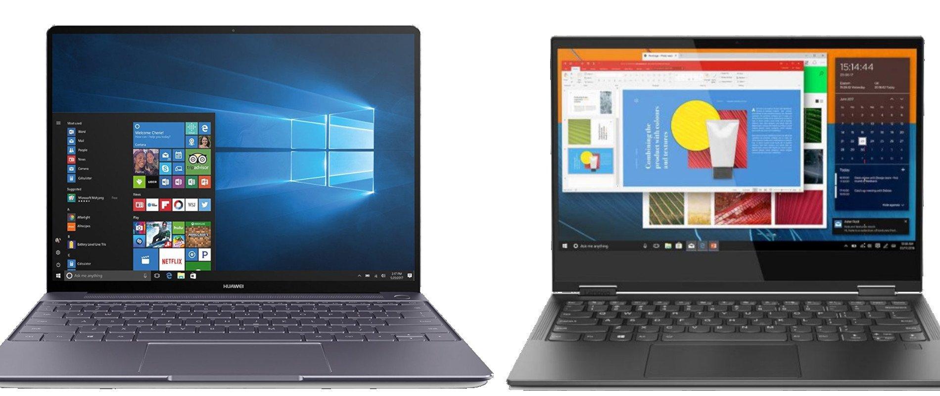 Vergleich Laptops