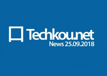 techkou news cast 25.09.2018