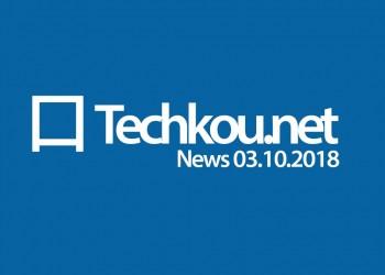 techkou newscast 03.10.18