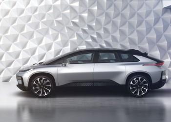 Elektro Auto 1000 PS Tesla Rivale