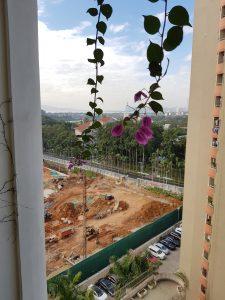china luftverschmutzung shenzhen guter Tag