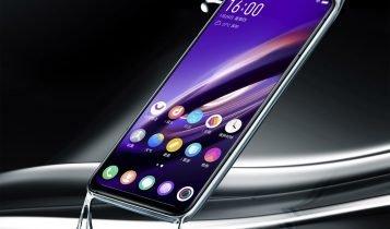 China Handy Hole Less Smartphone