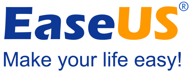 logo firma easeus mit slogan make your life easy