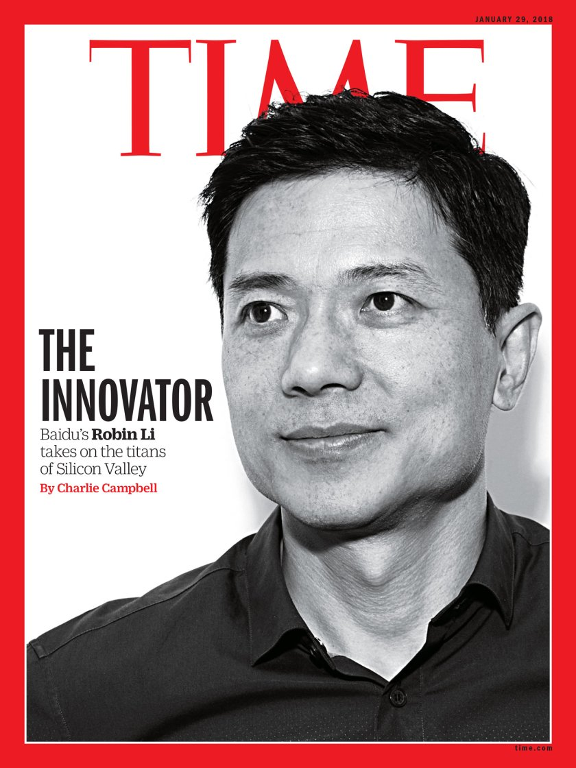 China CEO Baidu Milliardär