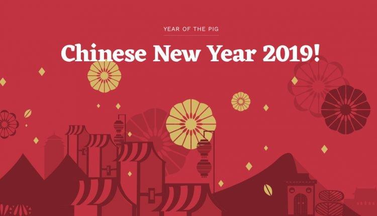 chinesische neujahr jahr des schweines