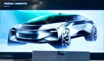 China USA Auto Startup Elektro