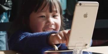 China Nutzung Smartphone Kinder Deutschland