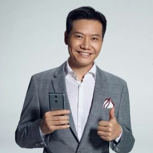China CEO Business Lei Jun