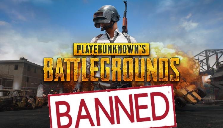 PUBG china India blocked ban