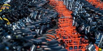 Mobike China internationale Expansion gestoppt