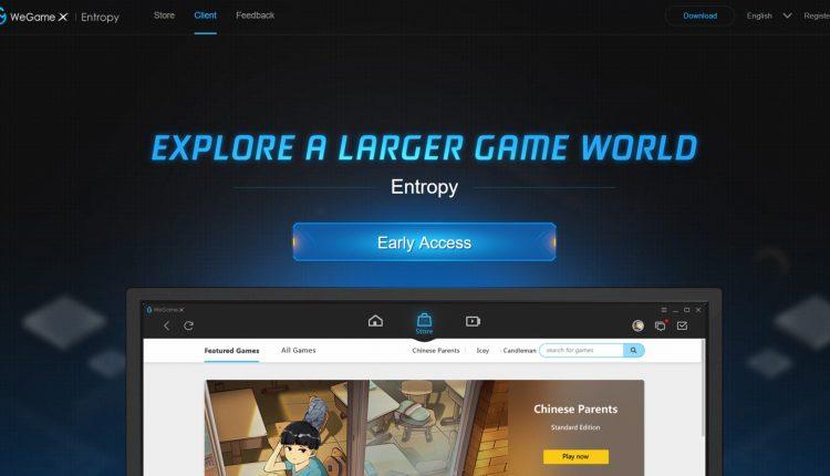 China Gaming Tencent