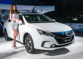 China heiß brand Elektroauto