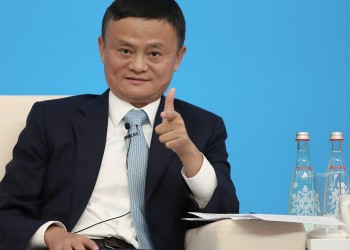 China CEO Alibaba