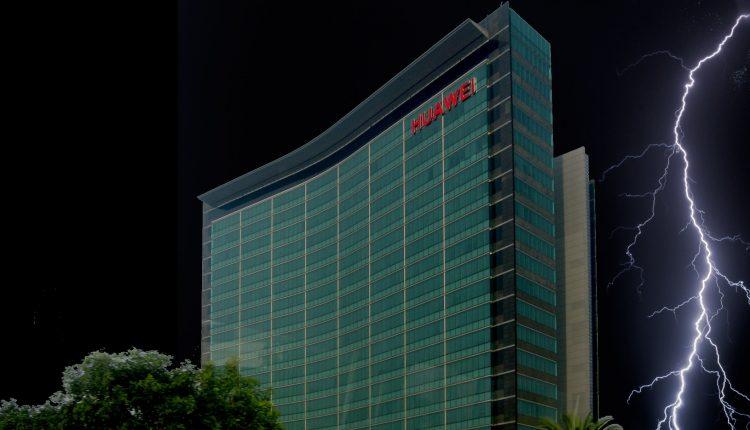 China Spionage Handelskrieg Huawei Bloomberg