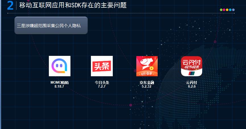 apps bekannter chinesischer hersteller die gegen privatssphäre regulierungen verstoßen haben